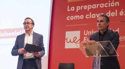 Presentación de Sergio Scariolo