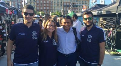 Dinamización de la Marcha Ciudad de Valencia 2016