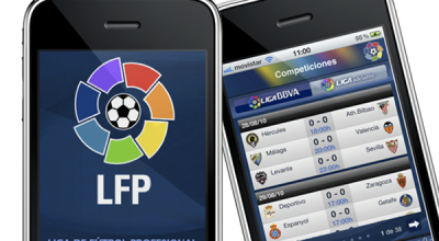 Las aplicaciones multimedia en el fútbol