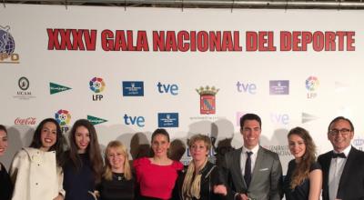Resumen Gala Nacional del Deporte de la AEPDE.