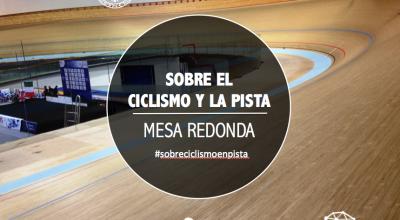 Charla Coloquio en la UCV sobre ciclismo en pista