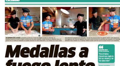 El éxito de la Pizzería Lucciola gracias al patrocinio de Sebastián Mora