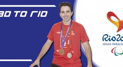 Jorge Cardona, Road To Rio