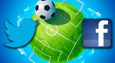 Participación en Radio Esport hablando de redes sociales y futbolistas