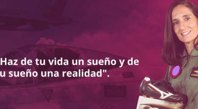 Patricia Campos, una mujer soñadora
