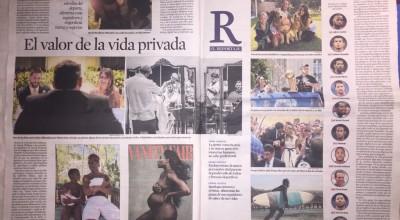 Redes Sociales y deportistas: Colaboración en La Vanguardia